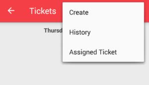 Create Ticket To Myself