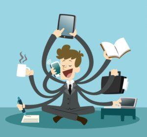 Stop Multitasking Jika Anda Ingin Menjadi Lebih Produktif!
